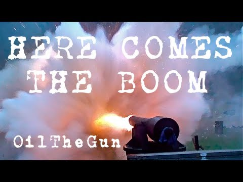Here Comes The Boom - Cannon Shot