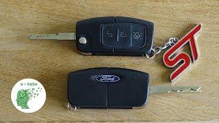 Changer pile clé Ford.