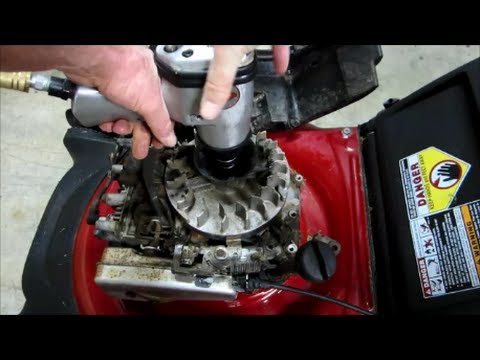 Sears Craftsman 21 Quot Lawn Mower Flywheel Key Replacement