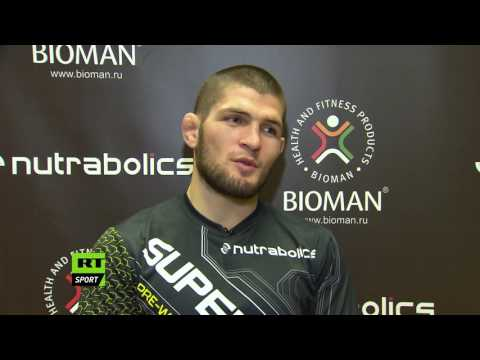 'I said, Hey, I'm gonna smash your boy!' - Khabib talks Dana White & Conor McGregor