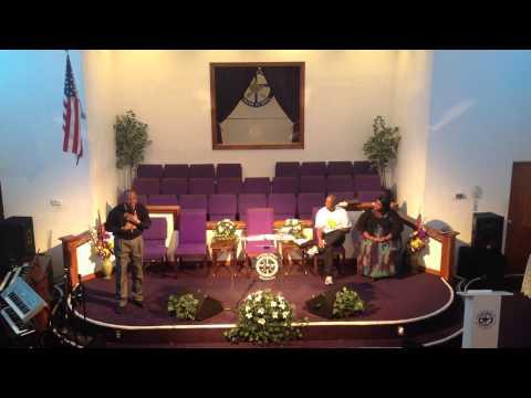 PASTOR BRUCE COHEN SR. : BEING A CHILD OF GOD