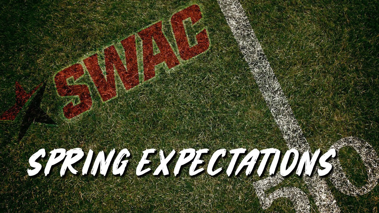 What to expect out of SWAC Spring Football