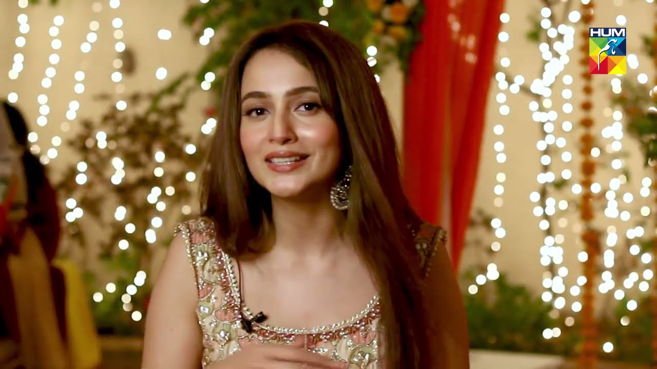 Zarnish Khan | Interview | Baanway Tiraanway Ki Shaadi | Eid Special | HUM TV Telefilm