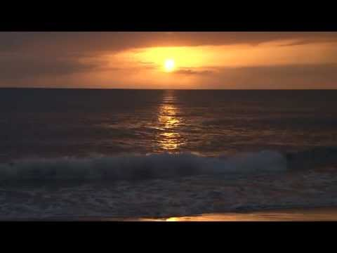 Jamaica Ocean Sunset - Music and Video by Dean Evenson - Music from Meditation Moods