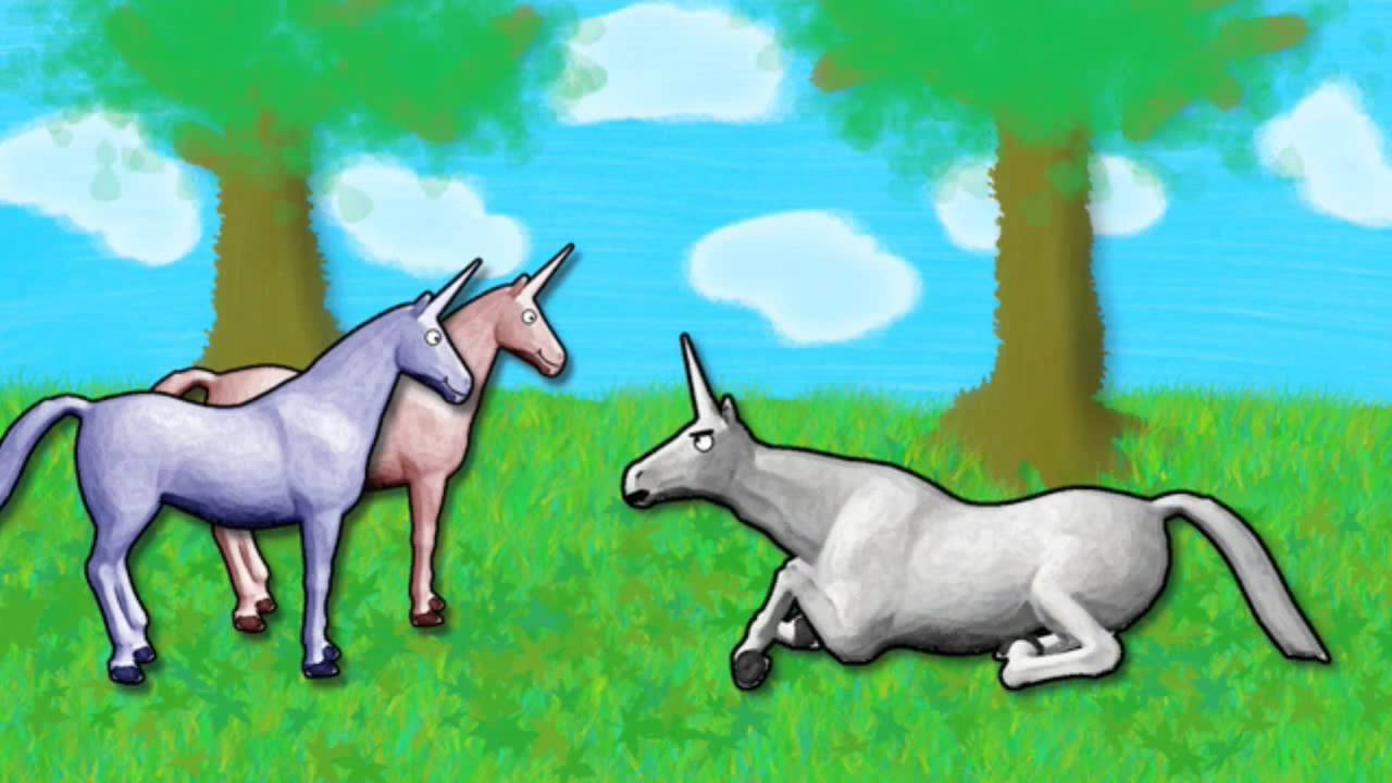 Charlie The Unicorn 1 - YouTube