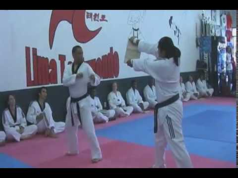 TaeKwonDO Karate Classes in Inglewood El Segundo Santa Monica Palms CA
