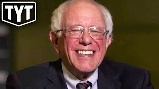 Bernie Calls Out Media For Enabling Trump's Idiocy