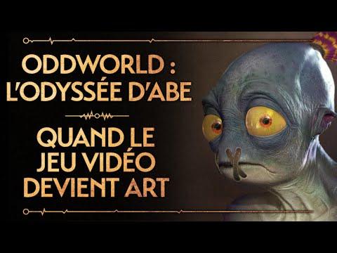 PVR #6 : ODDWORLD - LA CARRIÈRE D'ABE