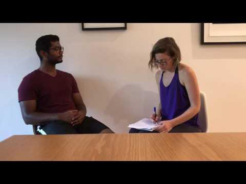 Assessment 1 Interpersonal Skills Video