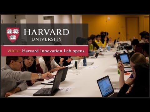 Harvard Innovation Lab opens in Allston