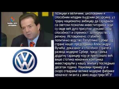 Bogoljub Karic pismo Herbertu Disu predsedavajućem borda menadžmenta VW 08.06.2019.