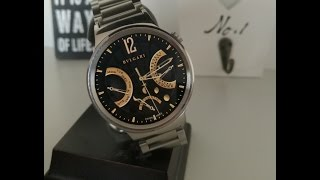 Bvlgari WatchFace for Android Wear watch | TechBuddy