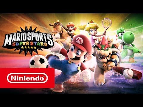 Mario Sports Superstars – Tráiler de lanzamiento (Nintendo 3DS)
