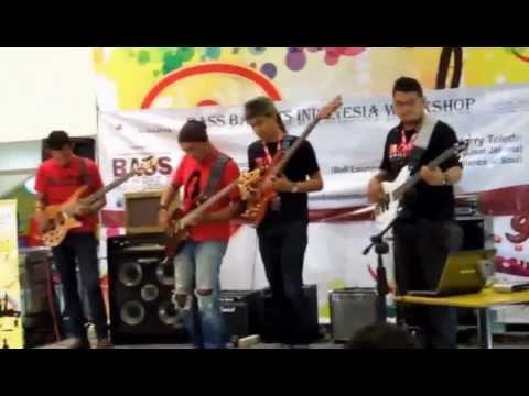 Bass Tard - Halo-halo Bandung medley Manuk dadali