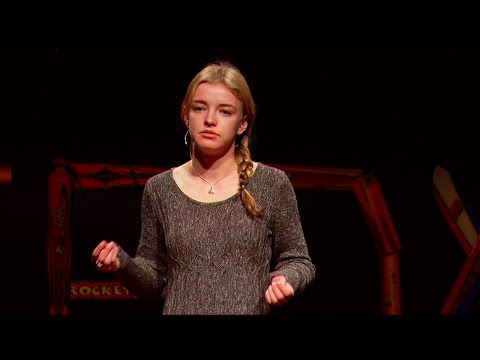 Self-Confidence: Caileigh Lydon at TEDxYouth@ParkCity