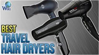 10 Best Travel Hair Dryers 2018
