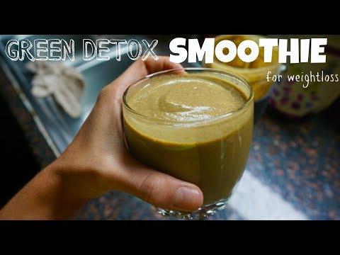 EASY & HEALTHY GREENS SMOOTHIE RECIPE