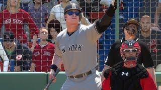 """STREAKING INTO BOSTON"" MLB 18 RTTS Joe Broadway Road To The Show MLB The Show 18 RTTS"