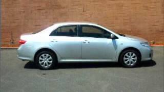 2008 TOYOTA Corolla Ascent - Camberwell VIC