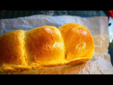 간단하고 맛있는 식빵 만들기 (손반죽)
