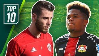 Diese 10 Spieler brauchen einen neuen Verein! Onefootball Transfer Top 10