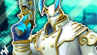 Pls Don't feed the Androxus Reversal... the game | Paladins Gameplay
