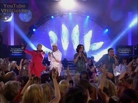 Hermes House Band & DJ Ötzi - Live is life - 2002