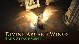 Path of Exile: Divine Arcane Wings