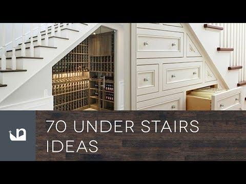 70-under-stairs-ideas