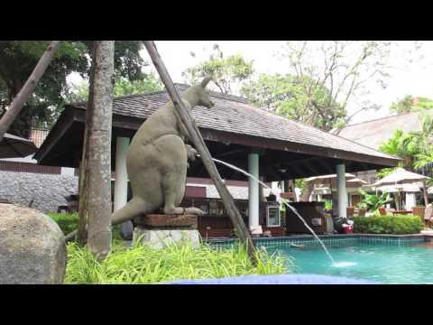 Woodlands Hotel & Restort – Pattaya, Thailand
