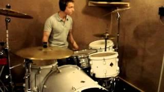 Fort Minor - Believe Me (Drum Cover).wmv
