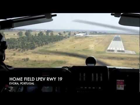 AI 1007 Flight School Portugal 2011