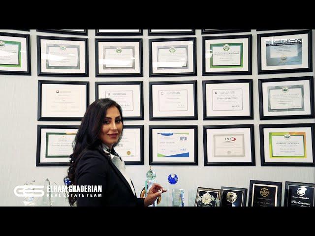 elham ghaderian Awards