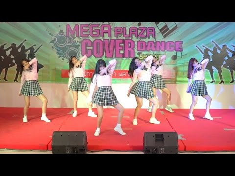 160326 Be-Bright cover GFRIEND - ROUGH + Me Gustas Tu @Mega Plaza Cover Dance (Final)
