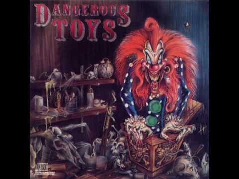 Dangerous Toys - Feels Like A Hammer