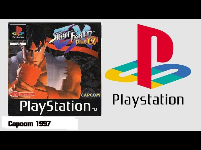 Street Fighter EX Plus A: Saudades do PS1- Nostalgia