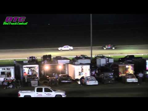 IMCA Sport Compact A Feature Wakeeney Speedway 5-25-15