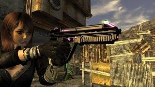 Бластер чужих в Fallout 4 - как найти