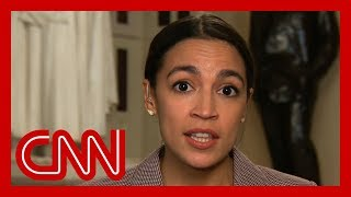 Alexandria Ocasio-Cortez challenges GOP after impeachment inquiry hearing
