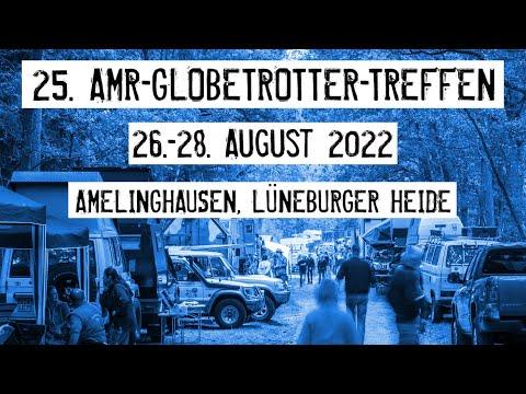 AMR-Globetrottertreffen in Amelinghausen