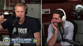 NBA Analyst Brian Scalabrine on LeBron's free agency and the Celtics future I NBA I D.A. Show I