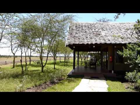 SWEETWATERS TENTED CAMP, NANYUKI, KENYA.