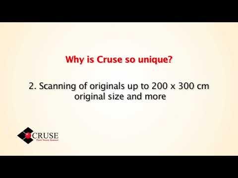 CRUSE Spezialmaschinen GmbH: Cruse ST Scanner