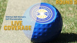 2018 Sun Belt Conference Women's Golf Championship - Final Round Part 2 thumbnail