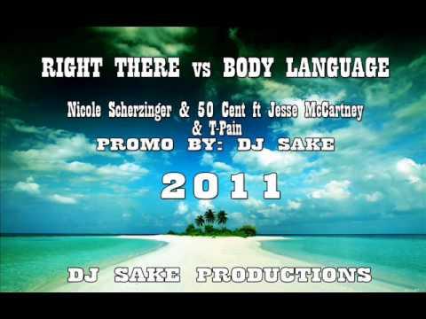 RIGHT THERE vs BODY LANGUAGE DJ SAKE REMIX