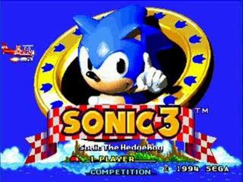 Sonic 3 Music: Endless Mine