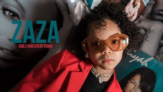 ZaZa - Girls Run Everything [Official Video]