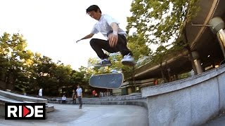 Homecoming - Daniel Hochman Skates South Korea