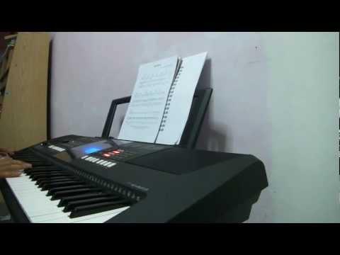 Liyana Jasmay - Cinta Bersatu [piano instrumental]