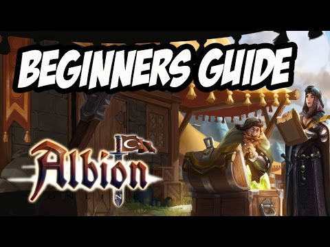ALBION ONLINE - Getting Started - Beginners Guide